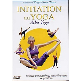 Initiation au yoga, Dvd