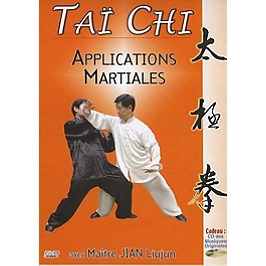 Tai Chi - Appliactions martiales, Dvd