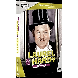 Laurel et Hardy, vol. 1, Dvd