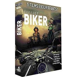 Coffret biker 5 films, Dvd