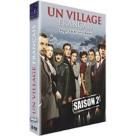 Coffret un village francais, saison 2, Dvd