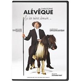 Christophe Alévêque : ça ira mieux demain..., Dvd