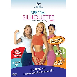 Spécial silhouette, musculation au féminin, Dvd
