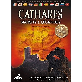 Cathares, la croisade, édition collector, Dvd