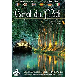 Canal du midi, édition collector, Dvd