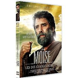 Moïse, Dvd
