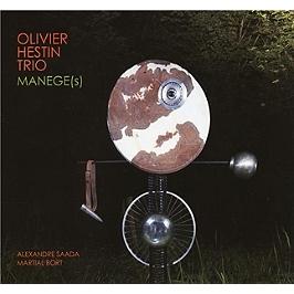 Manège(s), CD