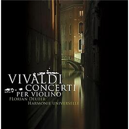 Concertos pour violon, CD Digipack
