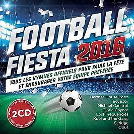 Football fiesta 2016, CD