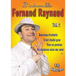 L'inénarable Fernand Raynaud, Dvd