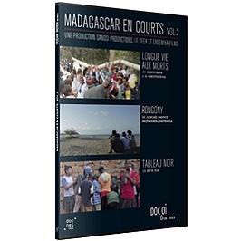 Madagascar en courts, vol. 2, Dvd
