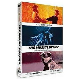 The music lovers, Dvd