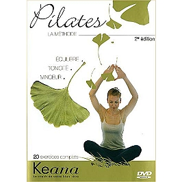 Pilates, la methode, Dvd