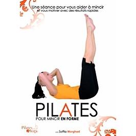 Pilates pour mincir en forme, Dvd