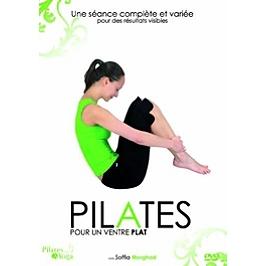 Pilates pour un ventre plat, Dvd