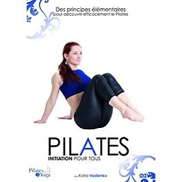 Pilates : initiation pour tous, Dvd