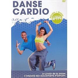 Danse cardio, Dvd