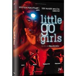 Little go girls, Dvd