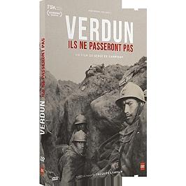 Verdun - ils ne passeront pas, Dvd