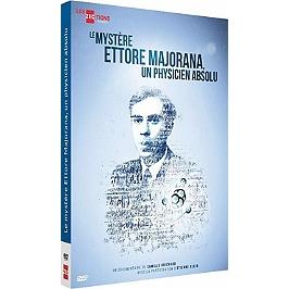 Le mystère Ettore Majorana, un physicien absolu, Dvd