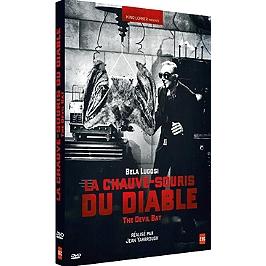 La chauve-souris du diable, Dvd