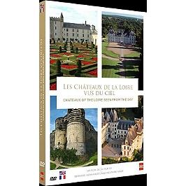 Les châteaux de la Loire vus du ciel, Dvd