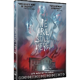 We are still here, Dvd
