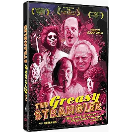 The greasy strangler, Dvd