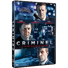 Criminel, Dvd