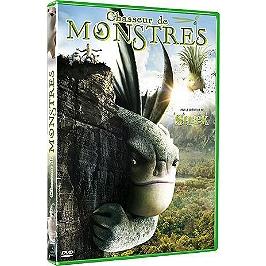 Chasseur de monstres, Blu-ray