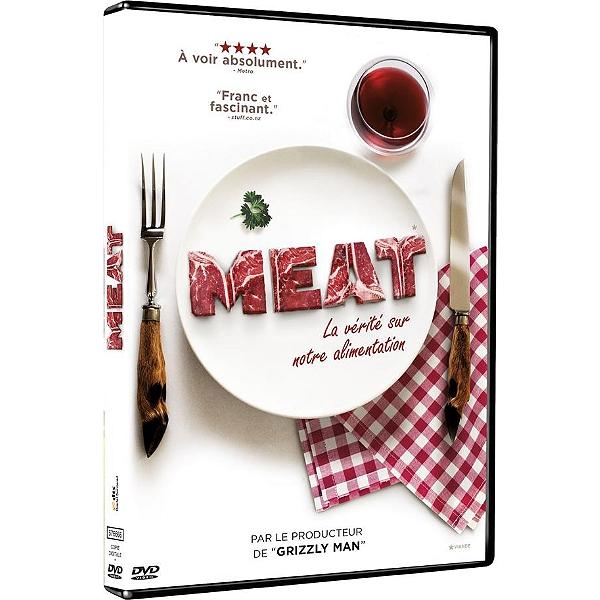 """Résultat de recherche d'images pour """"Meat : la vérité sur notre alimentation"""""""