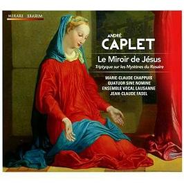 Le miroir de Jésus, CD Digipack