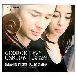 Sonates pour violoncelle & piano op.16, CD Digipack