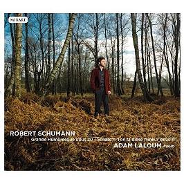 Grande humoresque op.20 - sonate n°1 op.11, CD Digipack