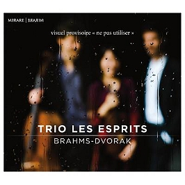 Brahms - Dvorak, CD Digipack