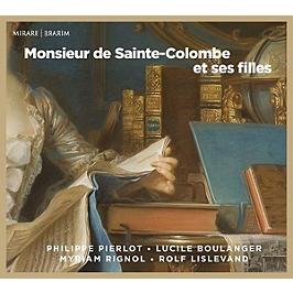 Monsieur de Sainte Colombe et ses filles, CD