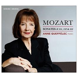 Sonates k331, 332 et 333, CD Digipack