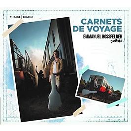 Carnets de voyages, CD