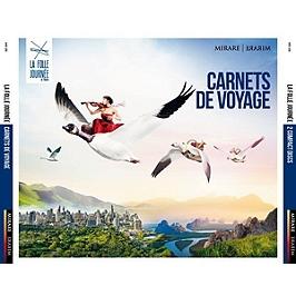 Carnets de voyage, CD