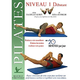 Pilates, vol. 1, Dvd