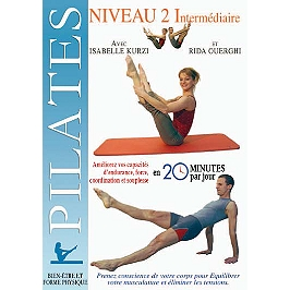 Pilates, vol. 2, Dvd