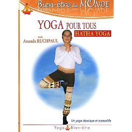 Yoga pour tous, Dvd