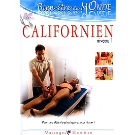Massage californien, vol. 1, Dvd