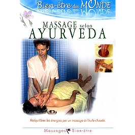 Massage selon l'Ayurveda, Dvd