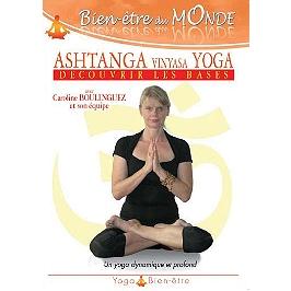 Ashtanga Wyniasa yoga - découvrir les bases, Dvd