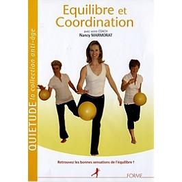 Gym seniors : Equilibre et coordination, Dvd