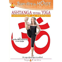 Ashtanga Vyniasa Yoga, vol. 2 : approfondir la pratique, Dvd