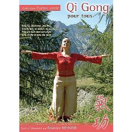 Qi Gong pour tous, Dvd