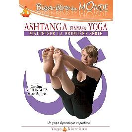 Ashtanga vinyasa yoga, vol. 3 : maîtriser la première série, Dvd