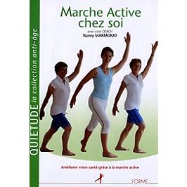 Marche active chez soi, Dvd